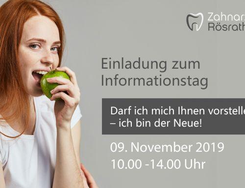 Informationstag bei Zahnarzt Rösrath